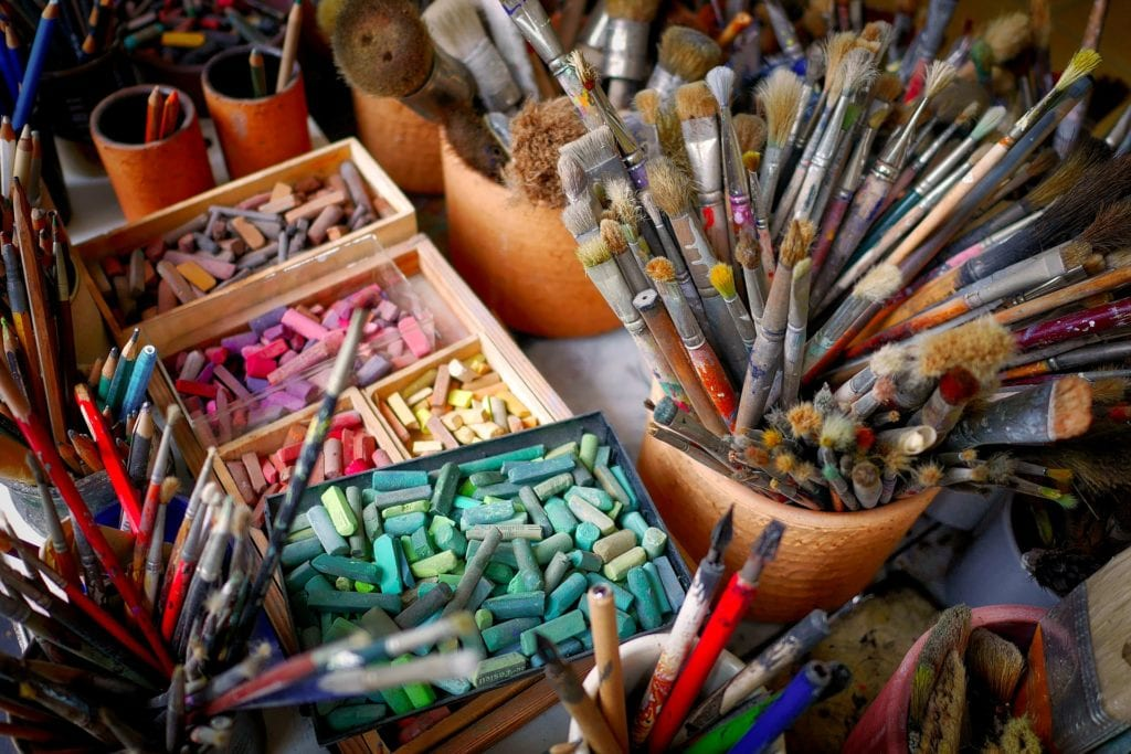 Brush Pen – Different Types That A Creative Artist Must Have