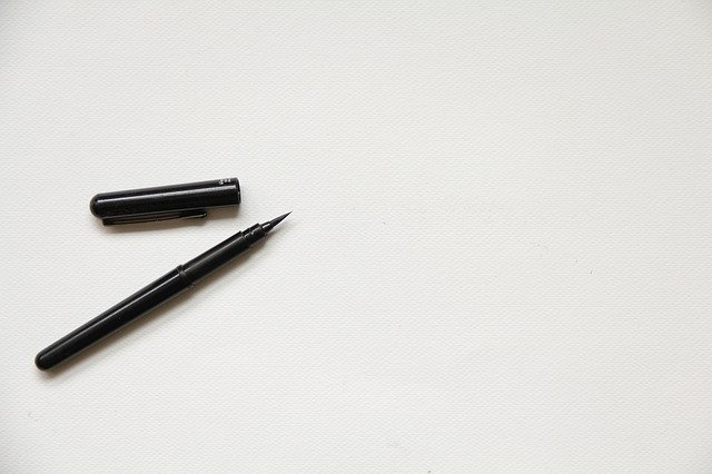 Brush Pen Tips: How To Use Them